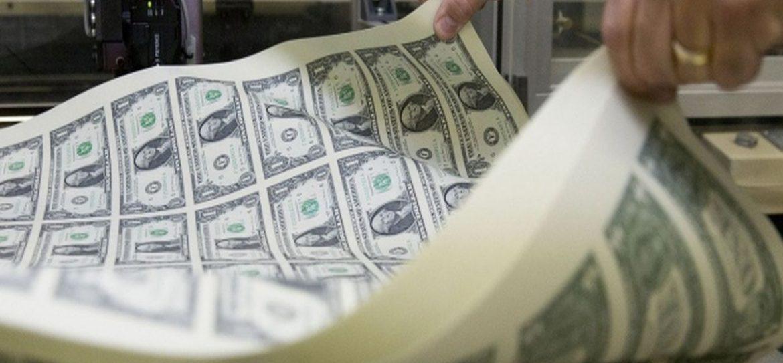 В России растет курс доллара США