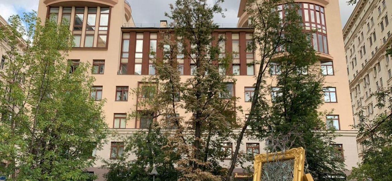 Сколько стоит квартира в доме у Третьяковской галереи