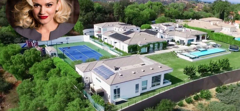Гвен Стефани избавилась от особняка в Беверли-Хиллз за 1,4 млрд рублей