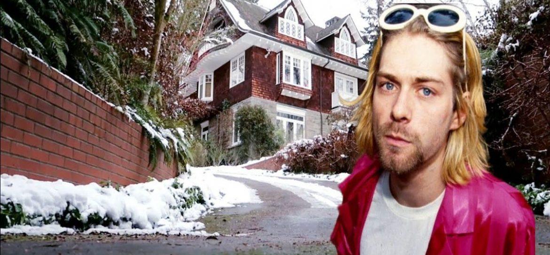 Недвижимость Курта Кобейна продается по цене квартиры на Смоленке