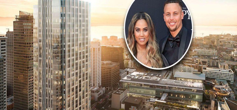 Звезда НБА Стеф Карри купил квартиру в Сан-Франциско за 500 млн рублей