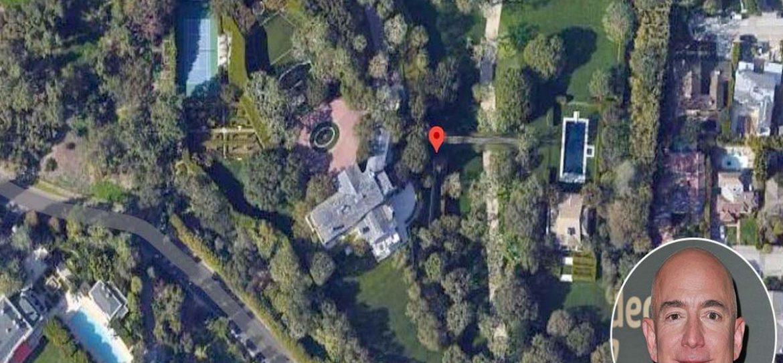 Джефф Безос покупает особняк в Лос-Анджелесе за рекордные $ 165 млн