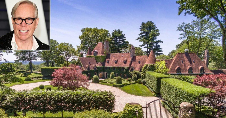 Томми Хилфигер продал недвижимость в Гринвиче за 45 млн долларов