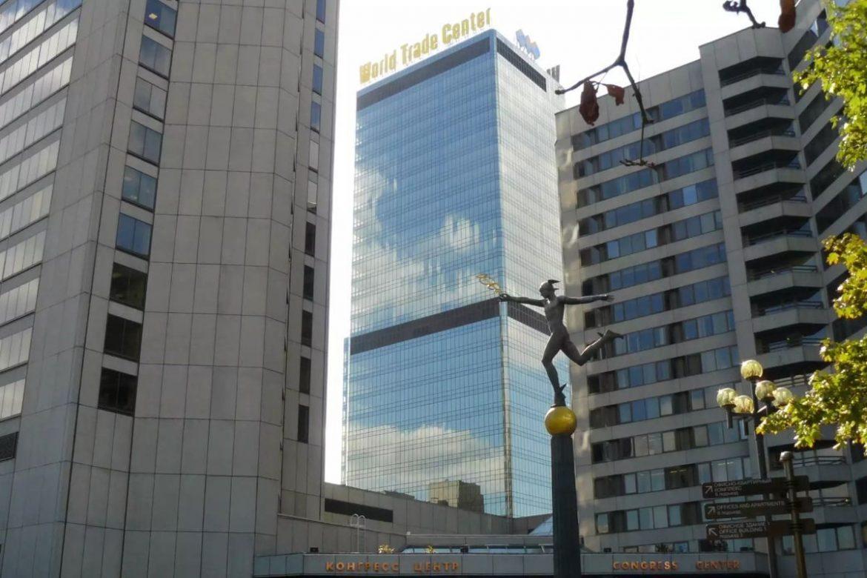 Рядом с «Москва-Сити» построят бизнес-центр площадью 73 тыс. кв. м.