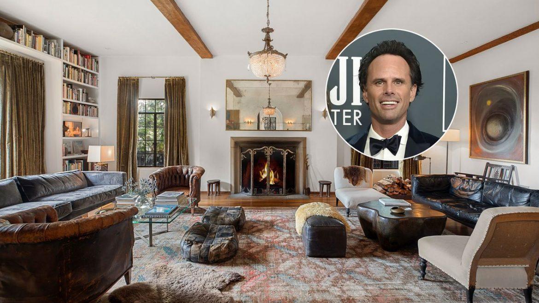 Уолтон Гоггинс продал Лос-Анджелесский дом за 3,35 миллиона долларов