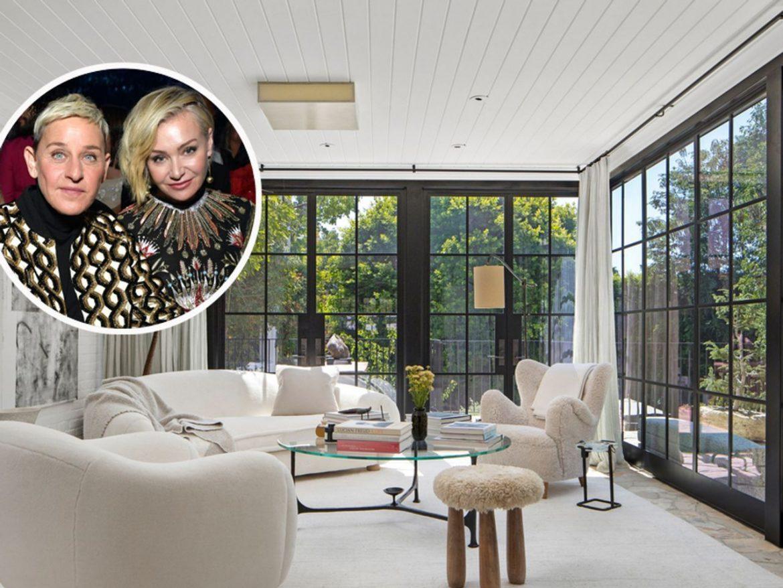 Эллен Дедженерес продает особняк в Беверли-Хиллз за 53,5 млн долларов