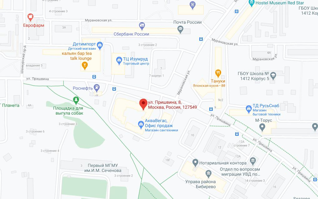 В Москве появится новый бизнес-центр «РТС Алтуфьево»