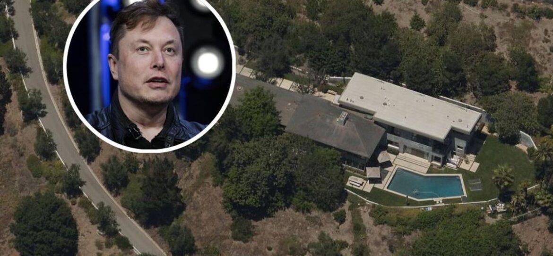 Илон Маск продает всю свою недвижимость