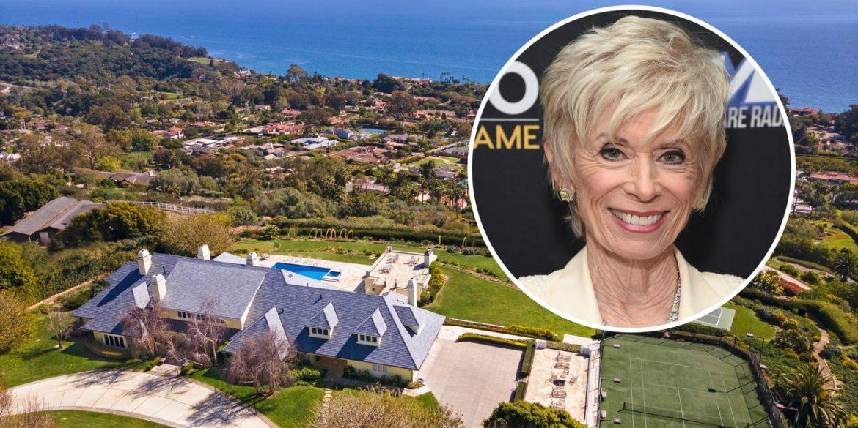 Лора Шлессингер продает дом в Санта-Барбаре за 22,85 миллиона долларов