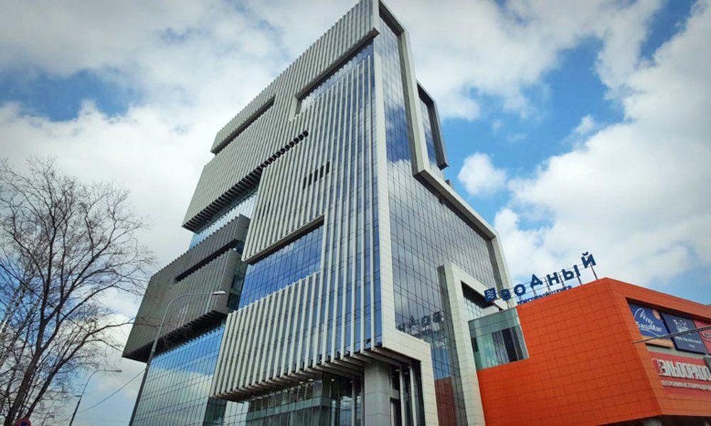 Компания Комитас арендовала офис площадью 400 кв. м. в БЦ Водный