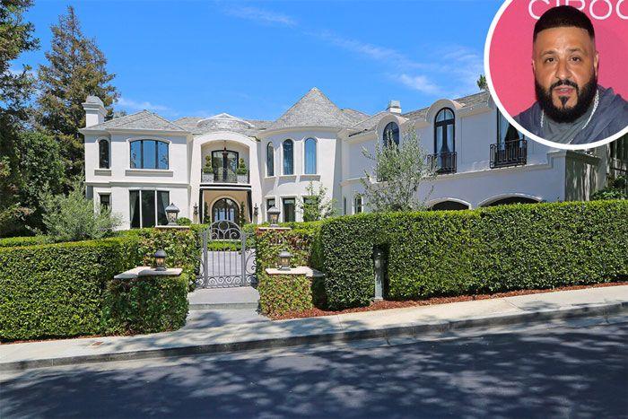 DJ Khaled продает недвижимость в Беверли-Хиллз за 12,5 млн долларов