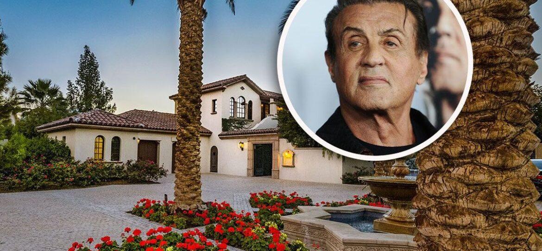 Сильвестр Сталлоне продает дом со скидкой в миллион долларов