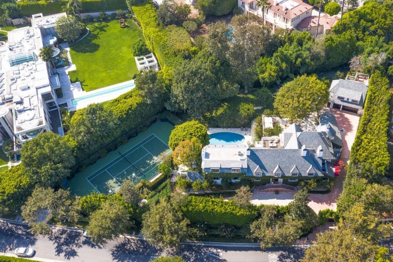 Эллен Дедженерес продает дом в Беверли-Хиллз за 47 млн долларов