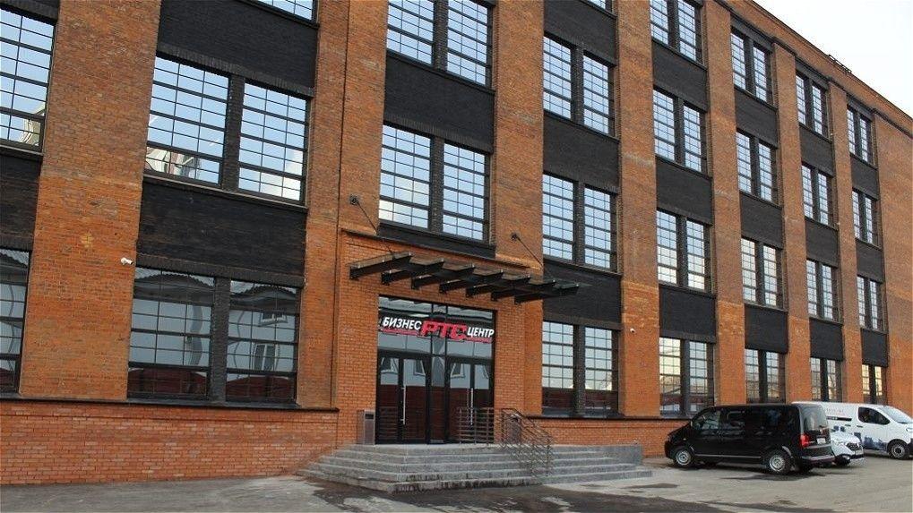 Электротехника арендовала офис площадью более 800 кв. м. в БЦ РТС Волгоградский