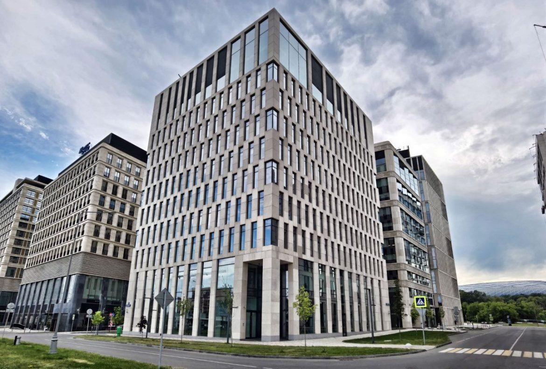 BASF арендовал 4,5 тыс. кв. м. в бизнес-центре ВТБ Арена Парк