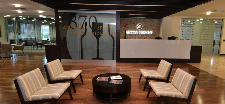 Компания Brown-Forman арендовала 950 кв. м. гибких офисов на Таганке