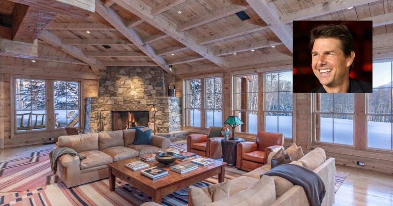 Том Круз продал дом в Колорадо за 39,5 миллиона долларов