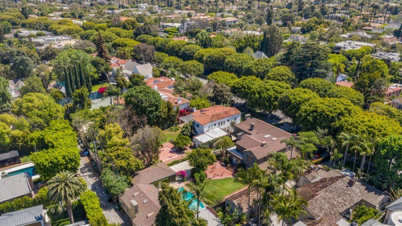 Дом Карла и Эстель Райнер продается в Беверли-Хиллз за 19,9 млн долларов