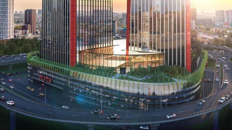 Группа ВТБ купила 25% бизнес-центра iCity