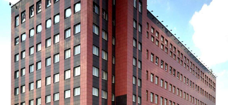 Агентство по страхованию вкладов арендует офис площадью 13 тыс. кв. м.