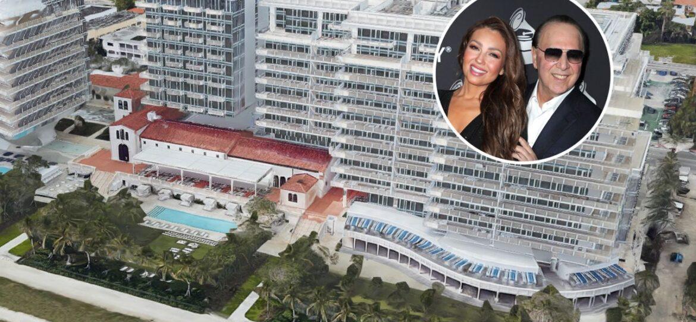 Томми Моттола и Талия покупают квартиру в Майами