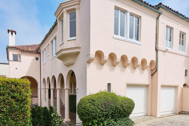 Дом Чарльза Тьеро в Сан-Франциско продается за 14,2 млн долларов