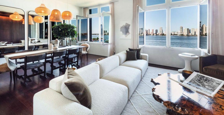 Каролина Куркова продает недвижимость в Нью-Йорке за 4,7 млн долларов