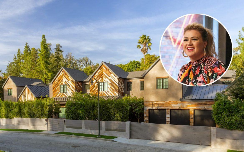 Келли Кларксон продает дом в Лос-Анджелесе за 8,24 млн долларов