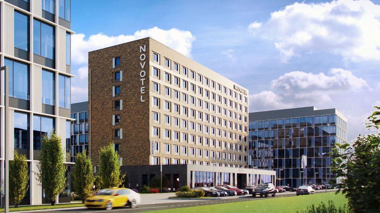 Space 1 арендовал около 3,5 тыс. кв. м. в бизнес-центре Комсити