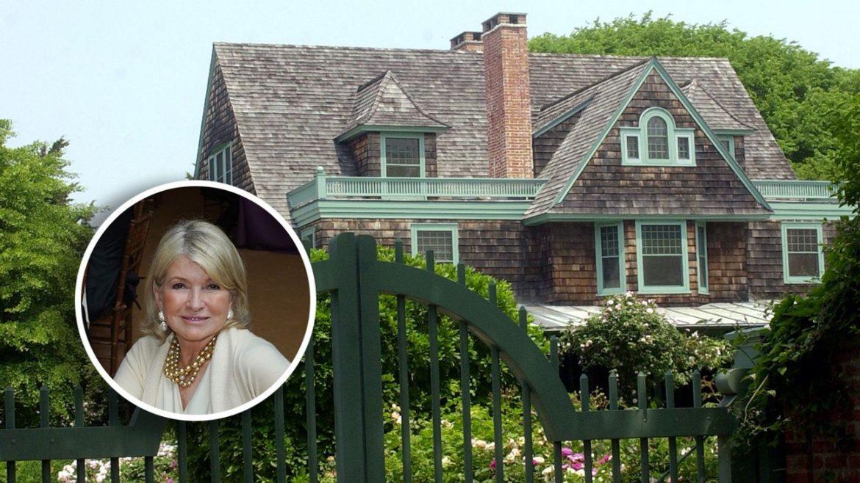 Марта Стюарт продает дом в Хэмптоне за 16,5 млн долларов