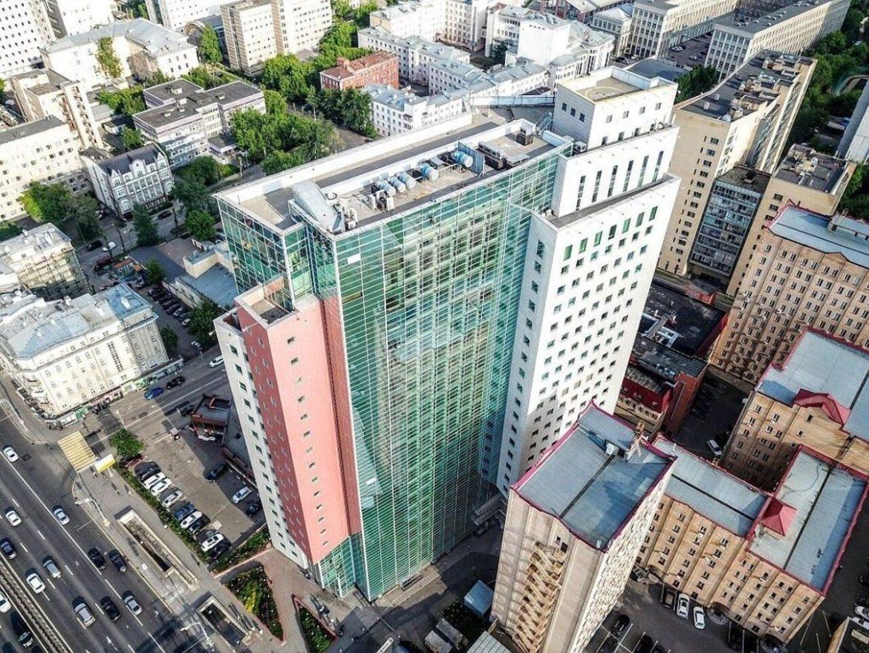 БЦ Новосущевский в Москве продан компании Apollax Group