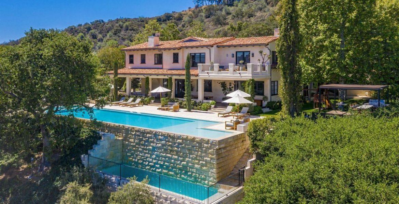 Джастин Тимберлейк продает особняк в Лос-Анджелесе за 35 млн долларов
