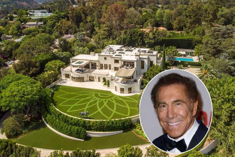 Стив Винн продает недвижимость в Беверли-Хиллз за 115 млн долларов