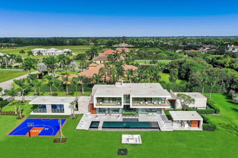 Асдрубал Кабрера продает особняк во Флориде за 7,41 млн долларов