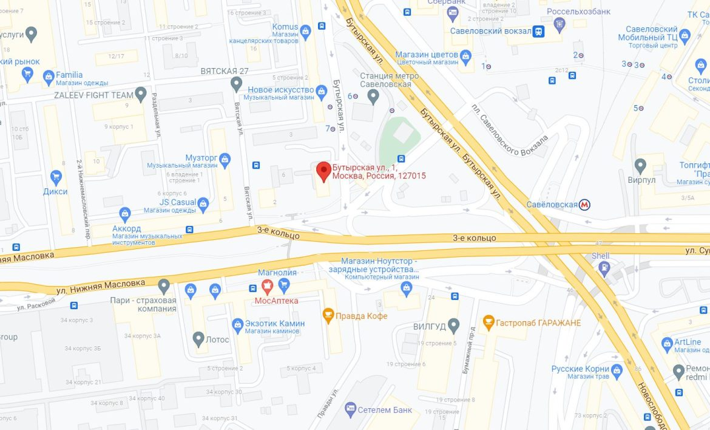 На севере Москвы появится новый бизнес-центр