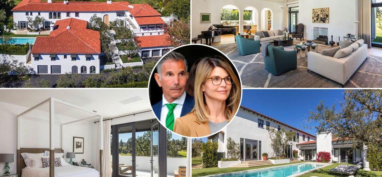 Лори Лафлин продает особняк в Лос-Анджелесе за 18,75 миллиона долларов