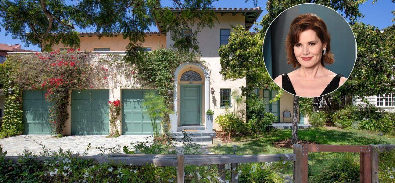 Актриса Джина Дэвис продала исторический дом за 6 миллионов долларов