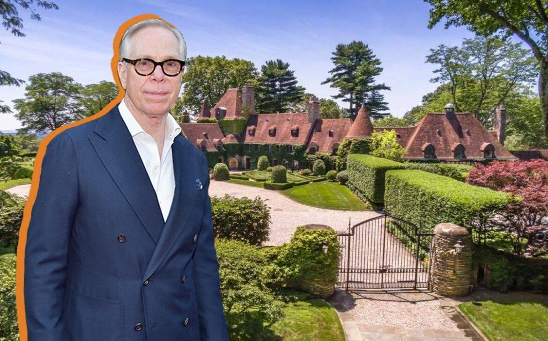 Томми Хилфигер продает поместье в Гринвиче за 47,5 миллиона долларов