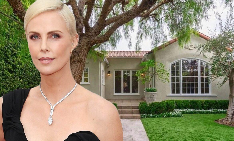 Шарлиз Терон решила продать исторический дом в Лос-Анджелесе