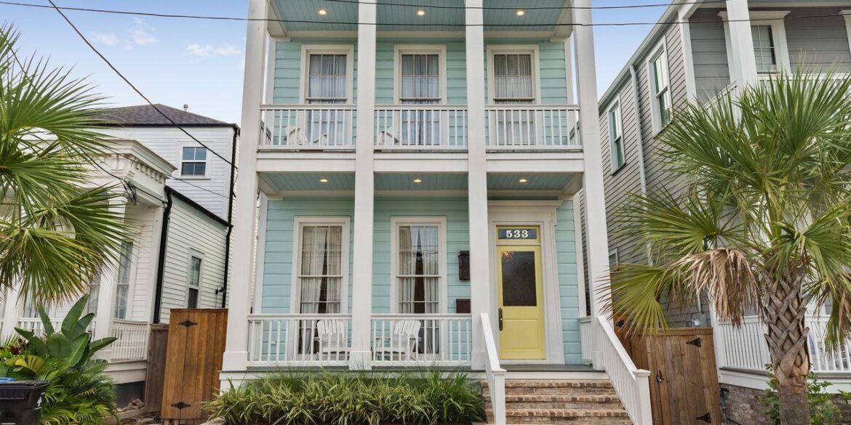 Тори Макфейл продал дом в Новом Орлеане за 1,5 миллиона долларов