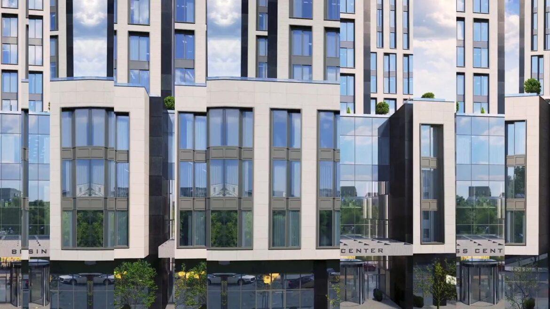 В центре Москвы построят бизнес-центр за 12 млрд рублей