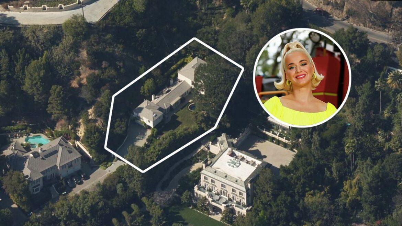 Кэти Перри продала дом в Беверли-Хиллз за 8 миллионов долларов